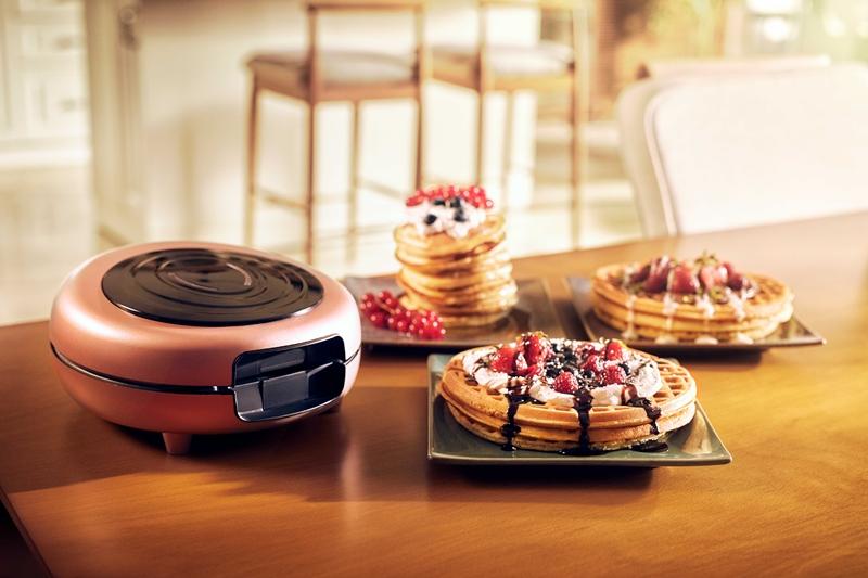 """""""Funday Waffle"""" ile mutfakta eğlencenin ritmi yükseliyor"""