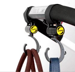 keranjang stroller dengan pengait/hook
