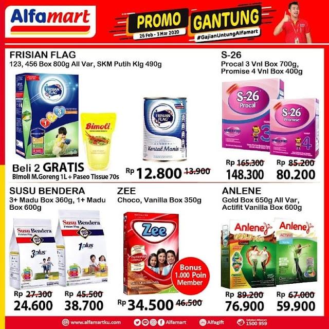 #Alfamart - #Promo Katalog GAJIAN UNTUNG Periode 26 Feb - 03 Mar 2020