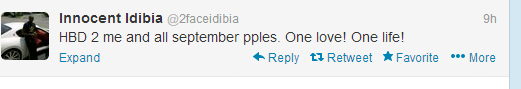 tuface birthday tweets