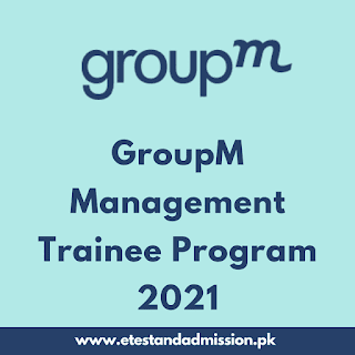 GroupM Management Trainee Program 2021
