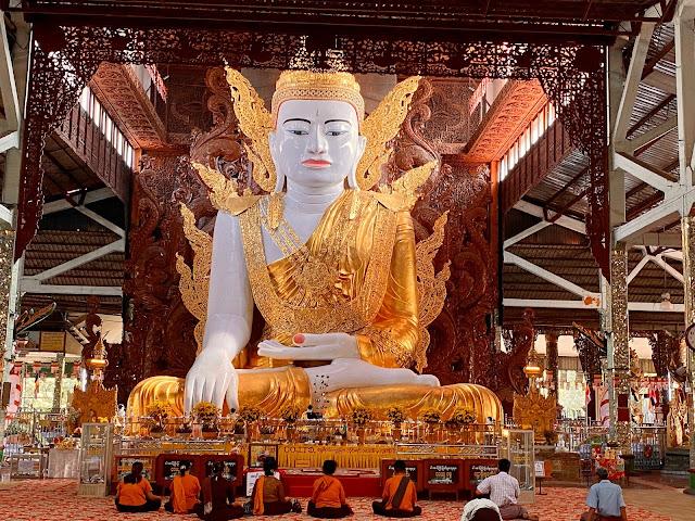 Ngar Htat Gyi Pagoda (Yangon)