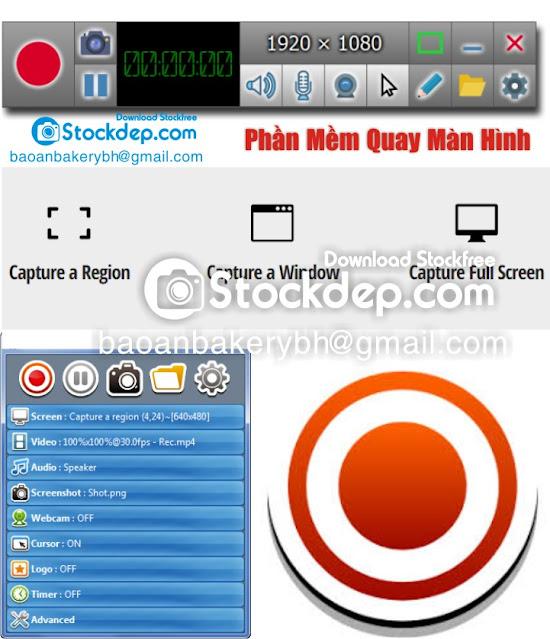 Chia Sẻ Miễn Phí phần mềm quay màn hình ZD Soft Screen Recorder. Key free