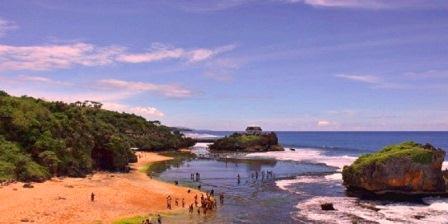 pantai kukup jogja pantai kukup kemadang kabupaten gunungkidul daerah istimewa yogyakarta pantai kukup