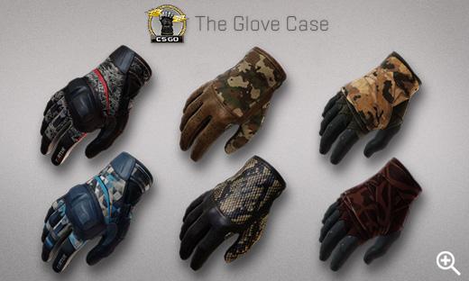 Se filtran cajas de skins de guantes para Counter Strike:GO