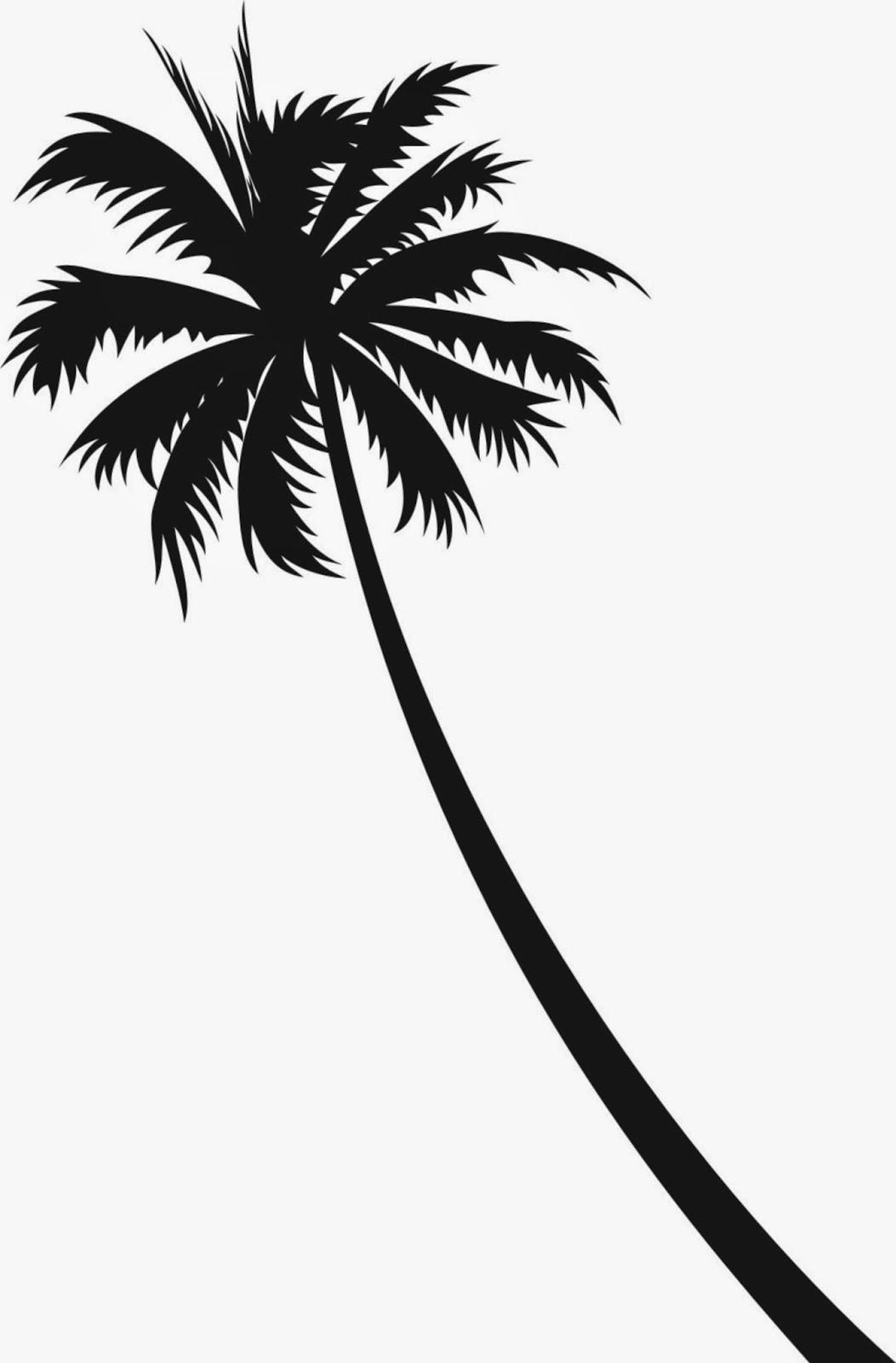 coqueiros e palmeiras
