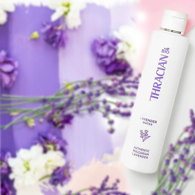 The many benefits of lavender water for the skin and hair by barbies beauty bits