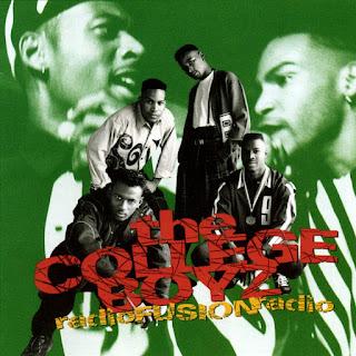 College Boyz - Radio Fusion Radio (1992)