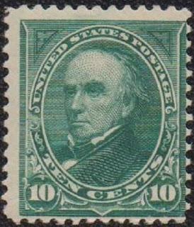 Daniel Webster 10c