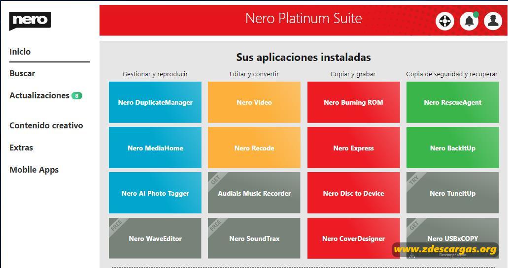 Nero Platinum Suite 2021 Full Español
