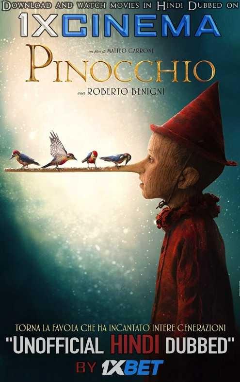 Pinocchio 2019 480p 350MB