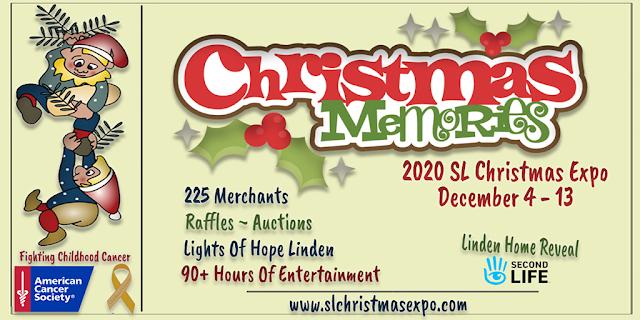The 2020 SL Christmas Expo