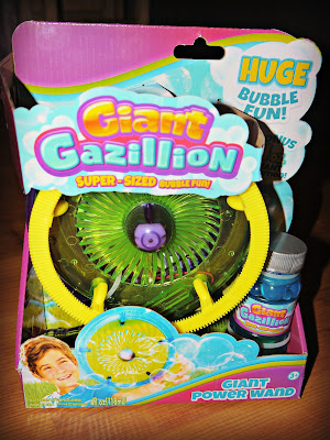 Gazillion Bubbles Giant Power Wand