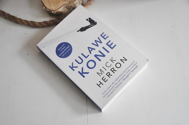 """Kulawe Konie"" -  Mick Herron"