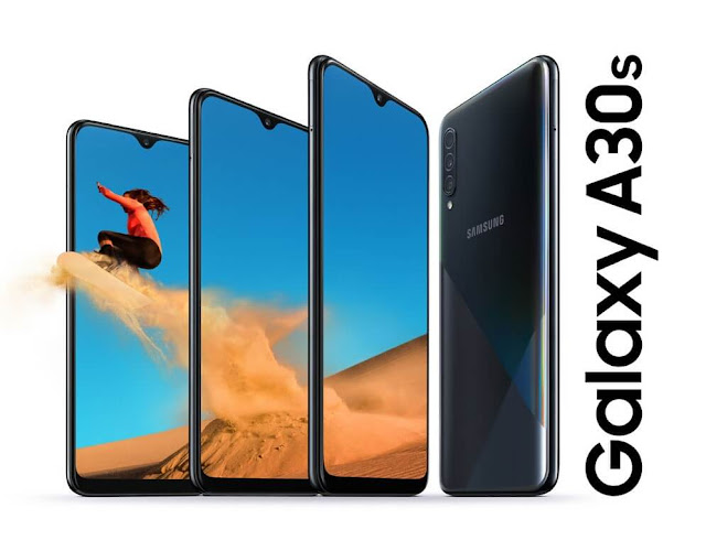 Samsung Galaxy A30s Specification and Price in Nepal