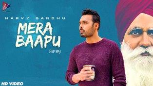 Mera Baapu Lyrics - Harvy Sandhu