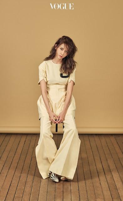 YoonA 윤아 Vogue Pics 3