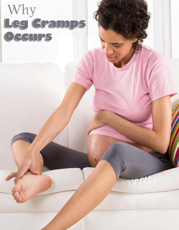 Why Leg Cramps Occur
