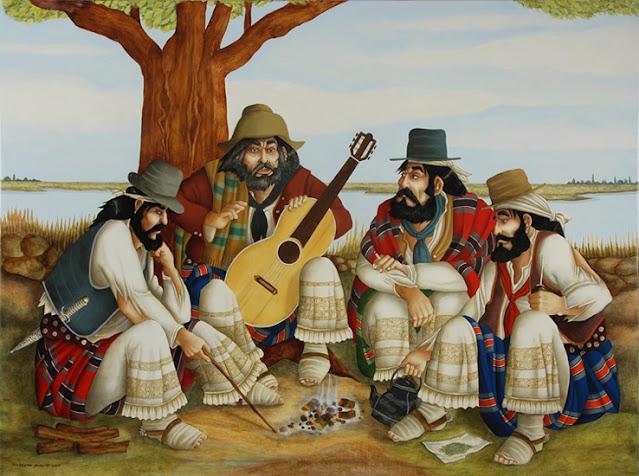 día de la tradición Argentina