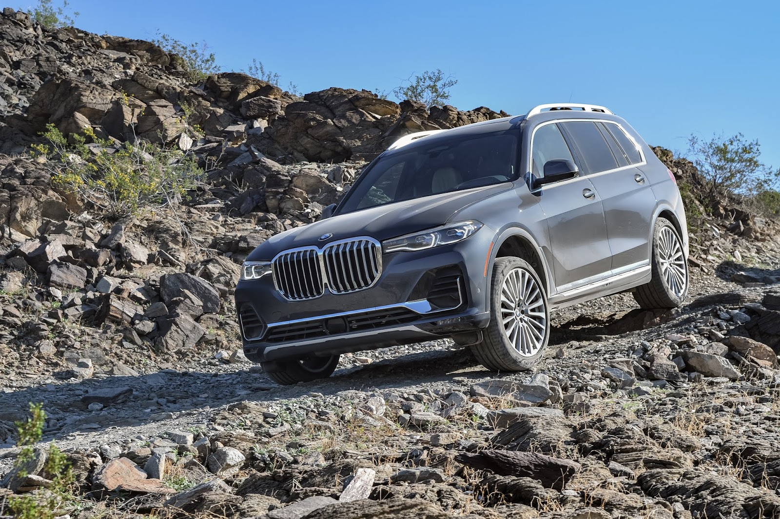 BMW X7 SAV Launched In India At Rs. 98.90 Lakhs, President of BMW's X Family | VANDI4U