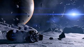 Mass Effect Andromeda iPad Wallpaper
