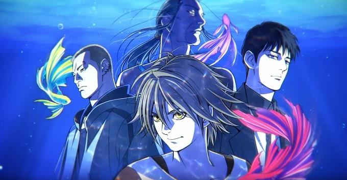Resenha anime Pet - Indicação de anime SEINEN, PSICOLOGICO, MISTÉRIO, AÇÃO, FICÇÃO