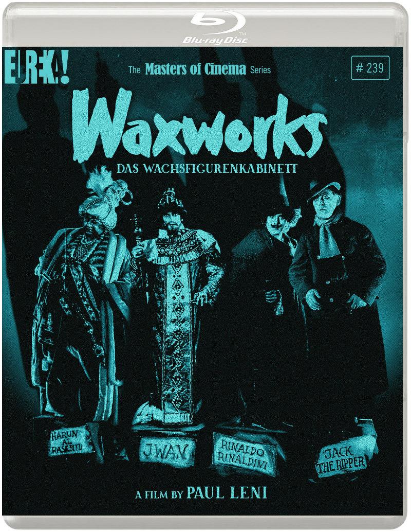 waxworks 1924 bluray