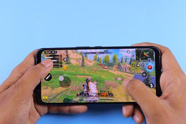 Smartphone di Esports Sea Games