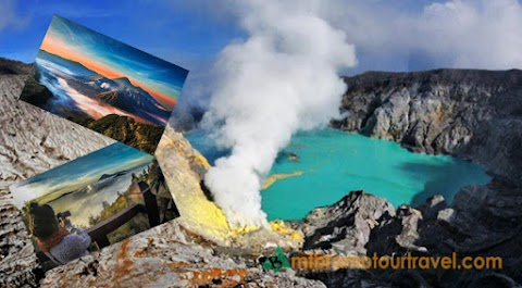 3 days 2 nights Tour Package to Ijen Crater and Mt Bromo