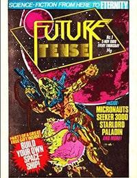 Future Tense Comic
