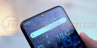 Desain Samsung Galaxy M10