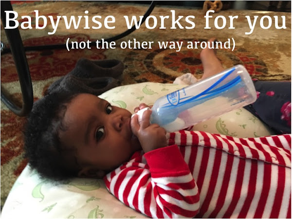 Babywise Works For You (Not The Other Way Around)