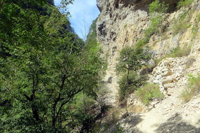 cascata del salton