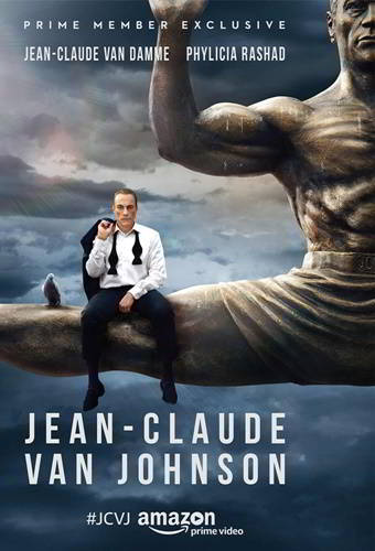 Jean-Claude Van Johnson Temporada 1 HD 1080p Latino Dual