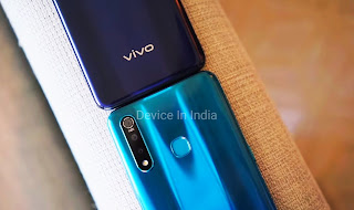 Vivo Z1 Pro specs, Vivo Z1 Pro price in India,Vivo Z1 Pro camera and Vivo Z1 Pro all details