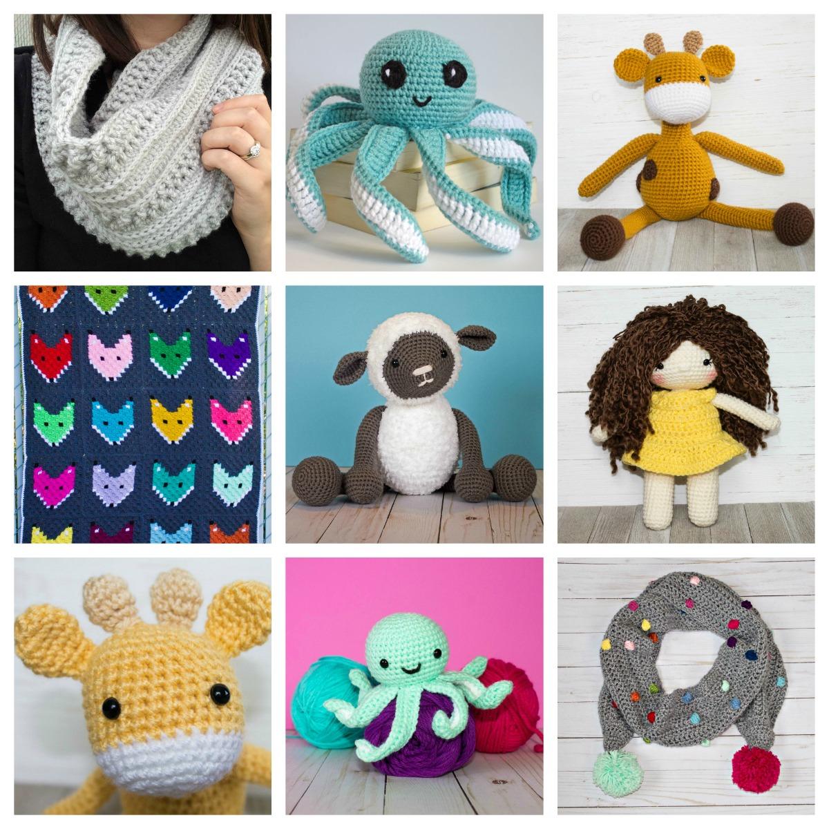 Free Crochet Dinosaur Pattern The Friendly Dino Thefriendlyredfox