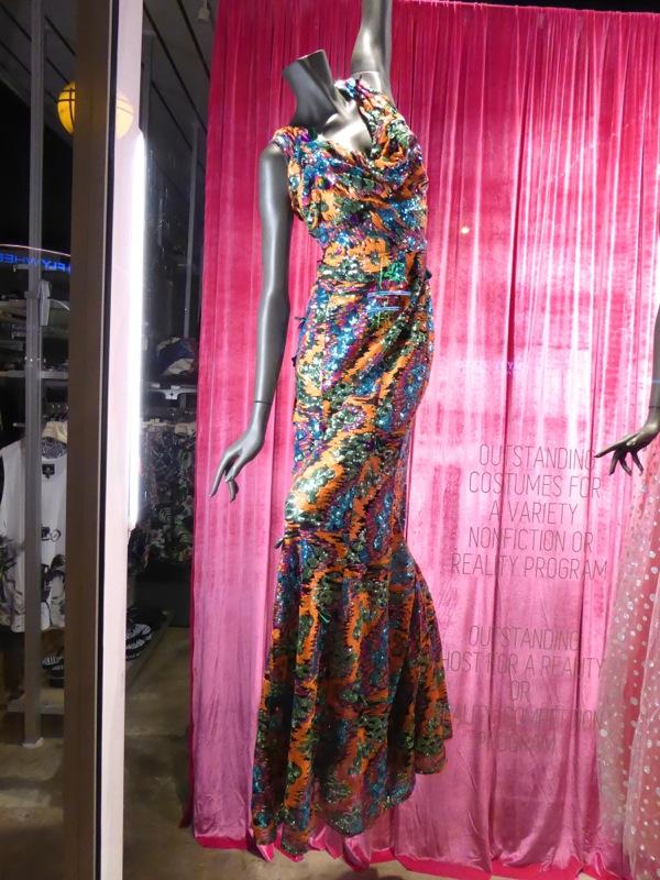 RuPaul's Drag Race judging gown