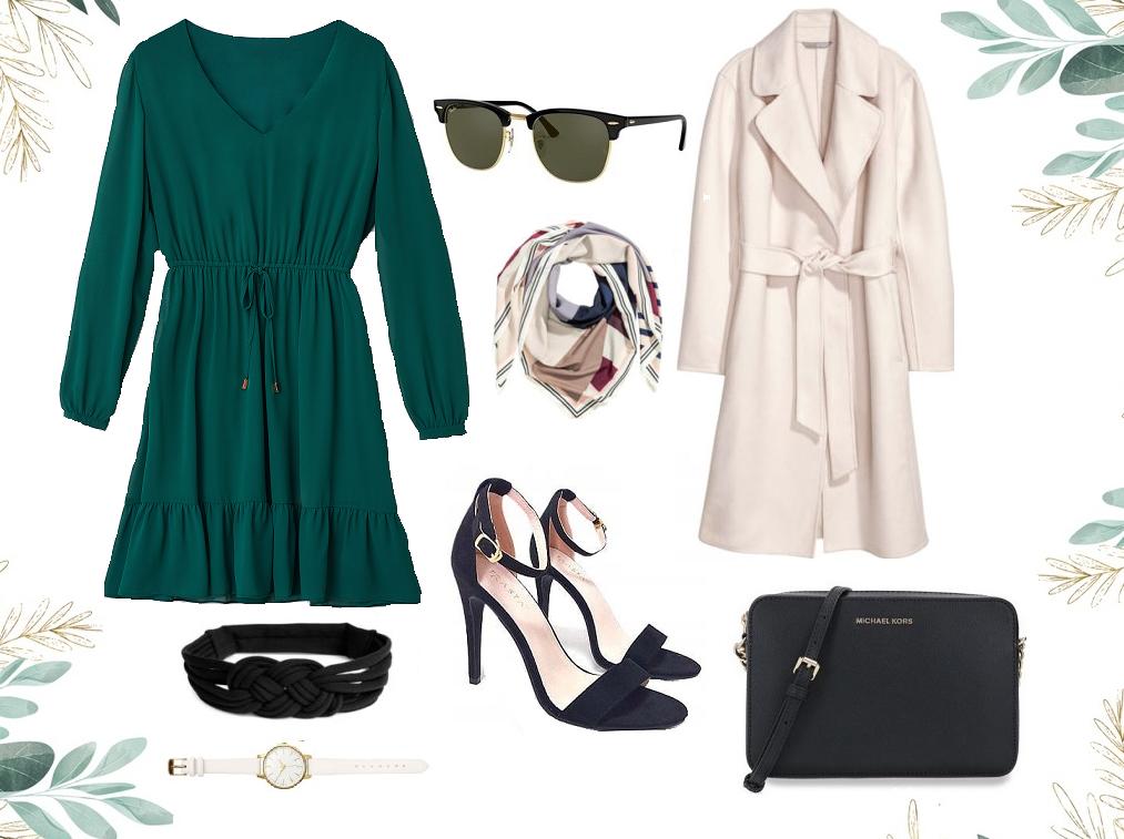 Stylizacje Wiosna 2021 - Minimalistyczna garderoba 5 bazowych rzeczy, z których stworzysz 3 outfity.