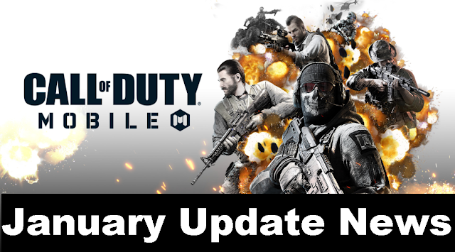 Call Of Duty Mobile's Next Major Update is coming on January
