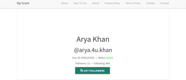 Instagram Auto Followers 4gram | How To Hack Instagram Account