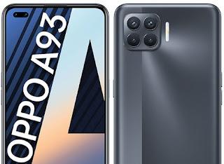 Kamera Oppo A93