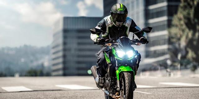 Akhirnya Kawasaki Luncurkan Z400 Resmi Meluncur di EICMA 2018 di Milan, Di Indonesia Kapan?
