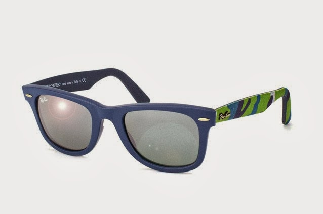 3a071667f5 New collection: gafas de sol Rayban Wayfarer Urban Camouflage - Las ...
