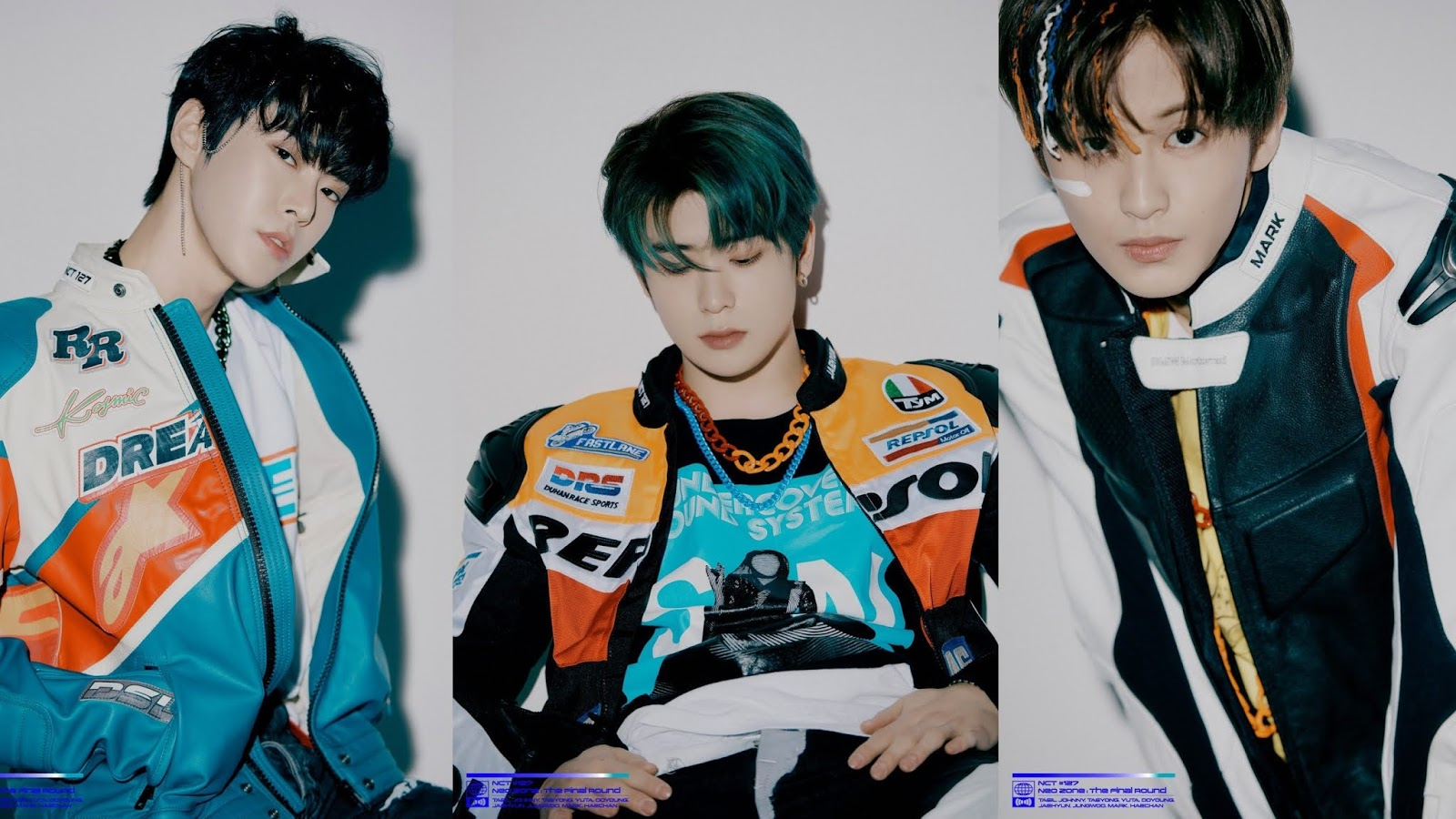 NCT 127 Releases Teaser Photos of The Member For 'Neo Zone: The Final Round' Repackage Album