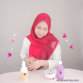 Scarlett Whitening Body Lotion