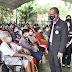 """พม. จับมือสภากาชาดไทย และ กทม. เร่งฉีดวัคซีนป้องกันโควิด-19 พร้อมมอบถุงยังชีพ """"ถุงกำลังใจ"""" ให้กลุ่มเปราะบาง ในพื้นที่เขตบางบอน และพื้นที่ใกล้เคียง รวม 2,600 ราย"""