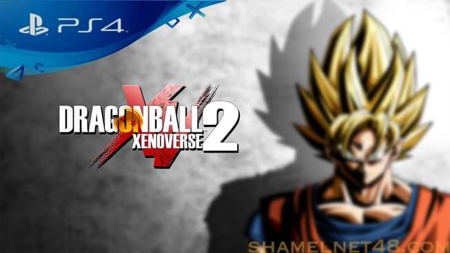 تحميل لعبة Dragon Ball Xenoverse 2 لجهاز ps4