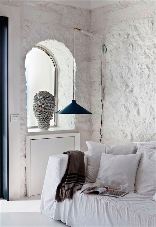decorar casa en la isla de Capri chicanddeco