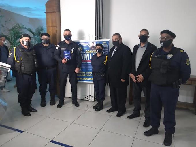 GRAVATAÍ   Agente da Guarda Municipal é homenageado por bravura