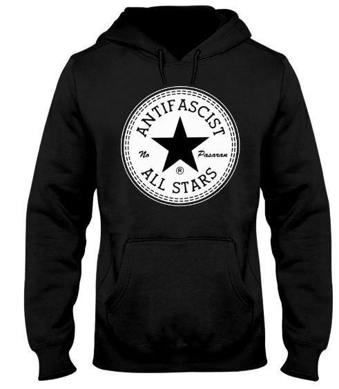 Greta thunberg antifa Antifascist Allstars Hoodie, Greta thunberg antifa T Shirts,